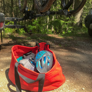 Green Bag Comany Hemlock Bag Perfect for Biking